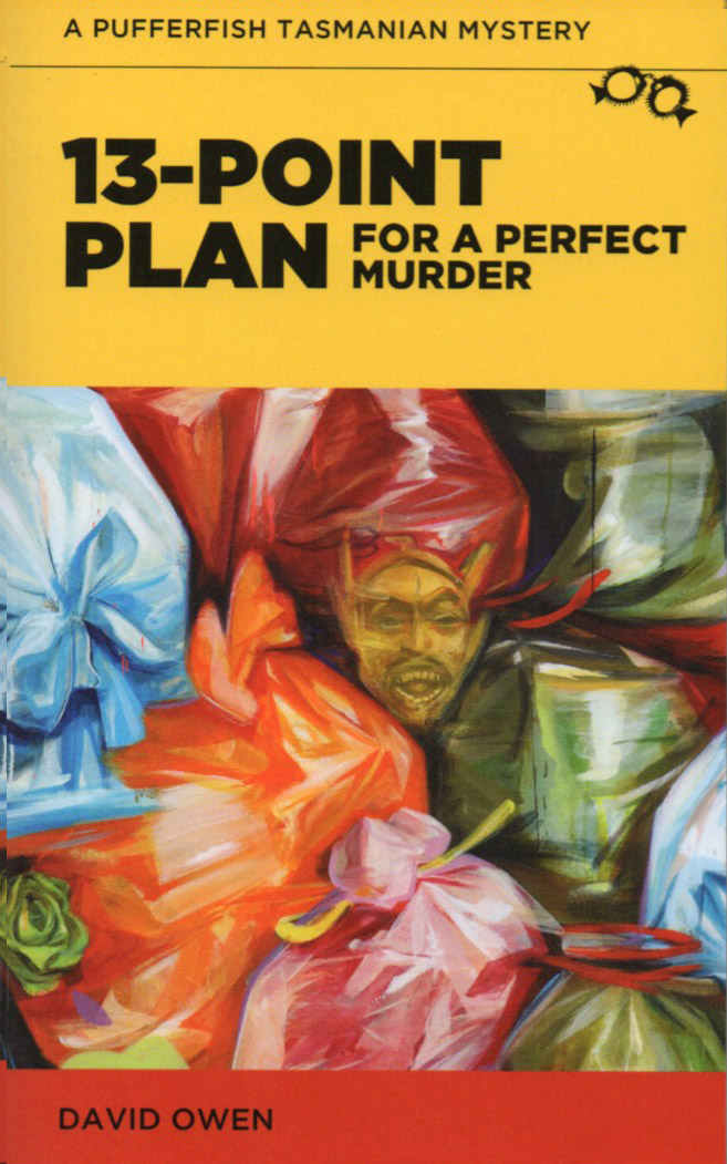 13 Point Plan for a Perfect Murder
