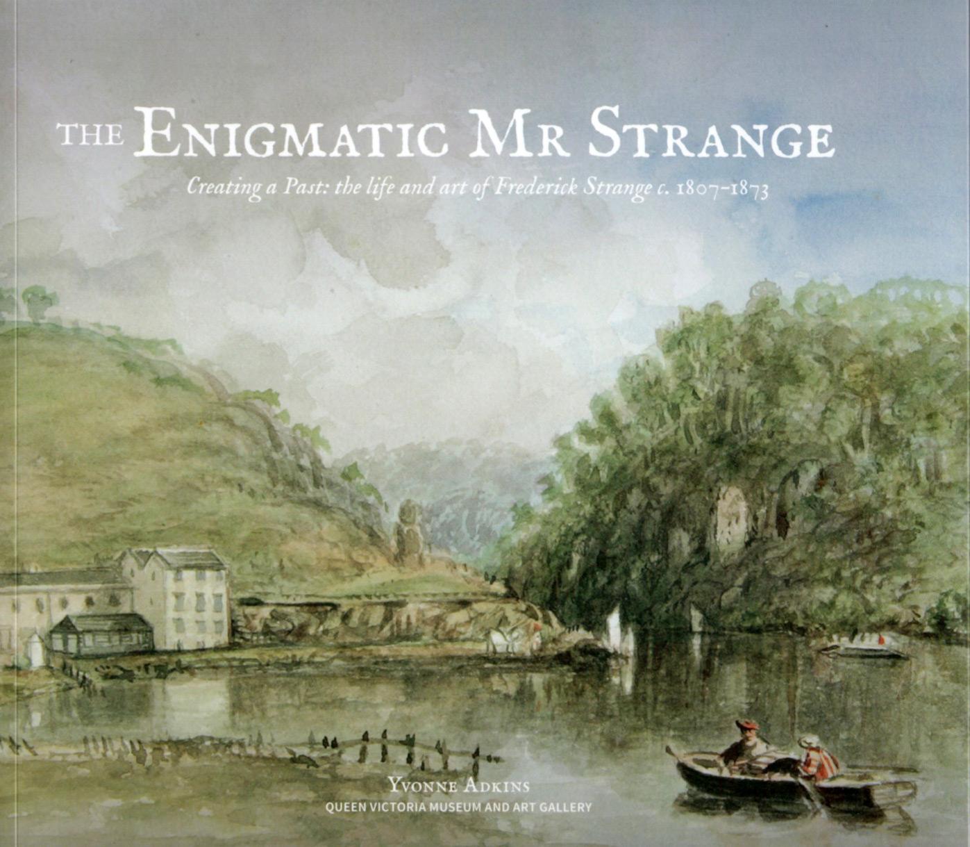 Enigmatic Mr Strange (The)