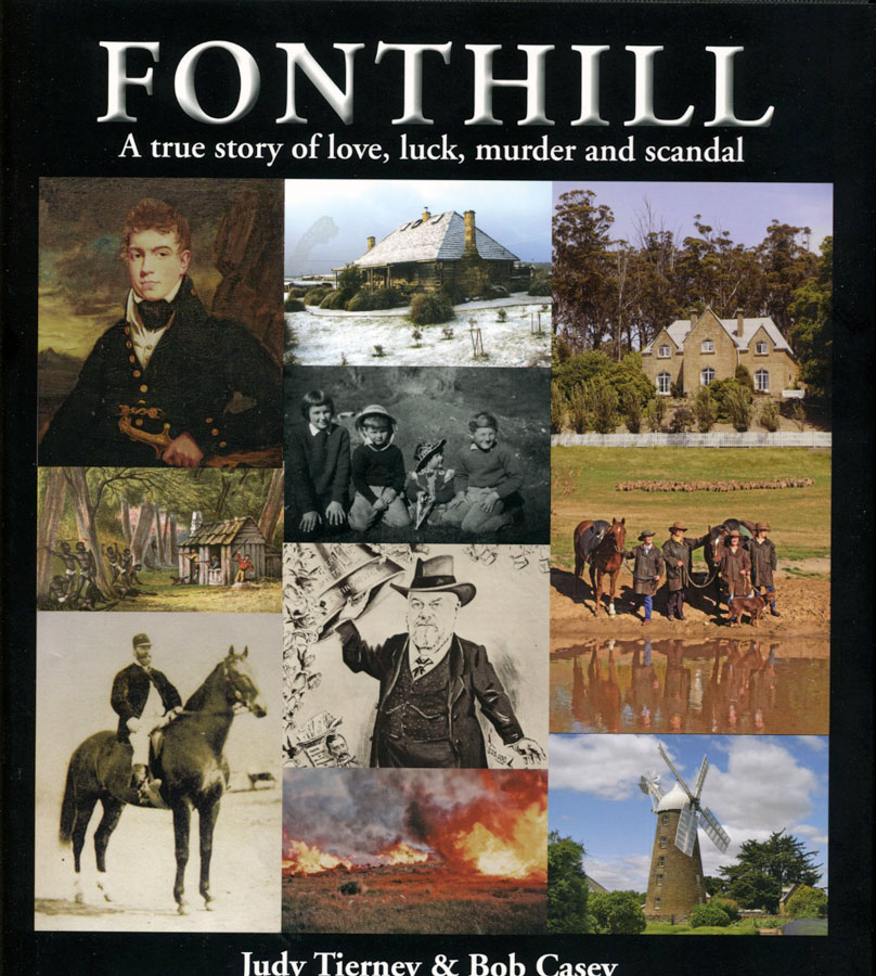 Fonthill,  A True Story of Love, Luck, Murder and Scandal