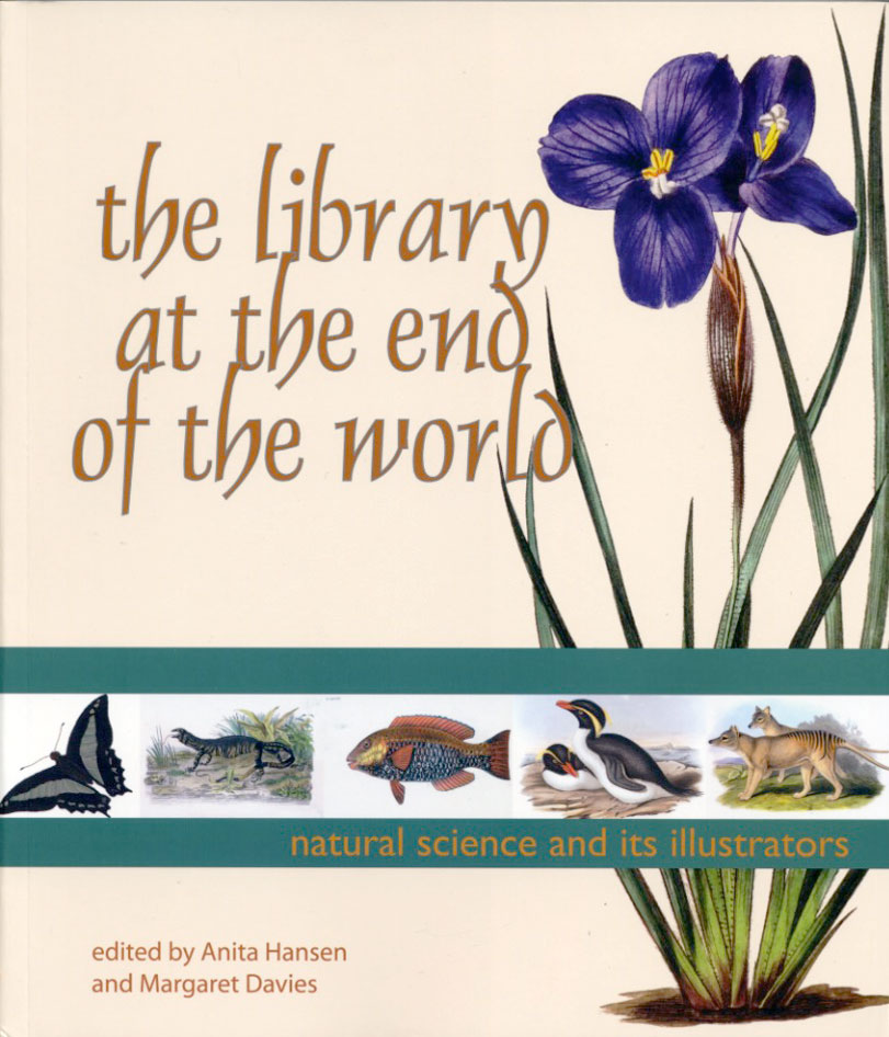 The Library at the End of the World softcover