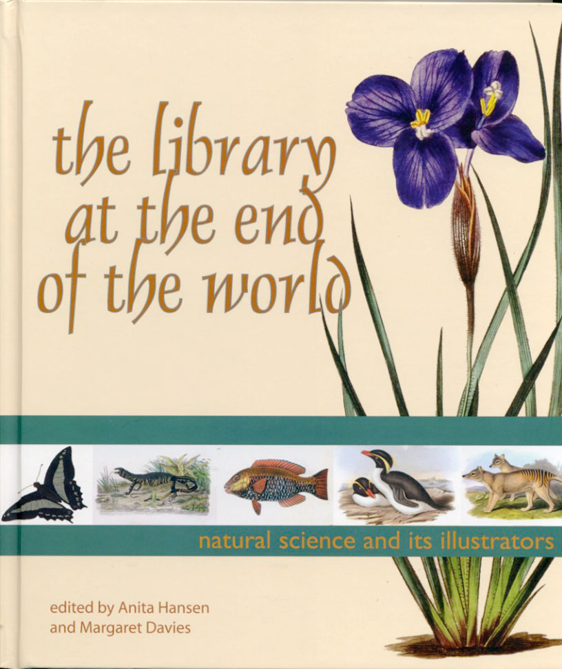 The Library at the End of the World hardcover