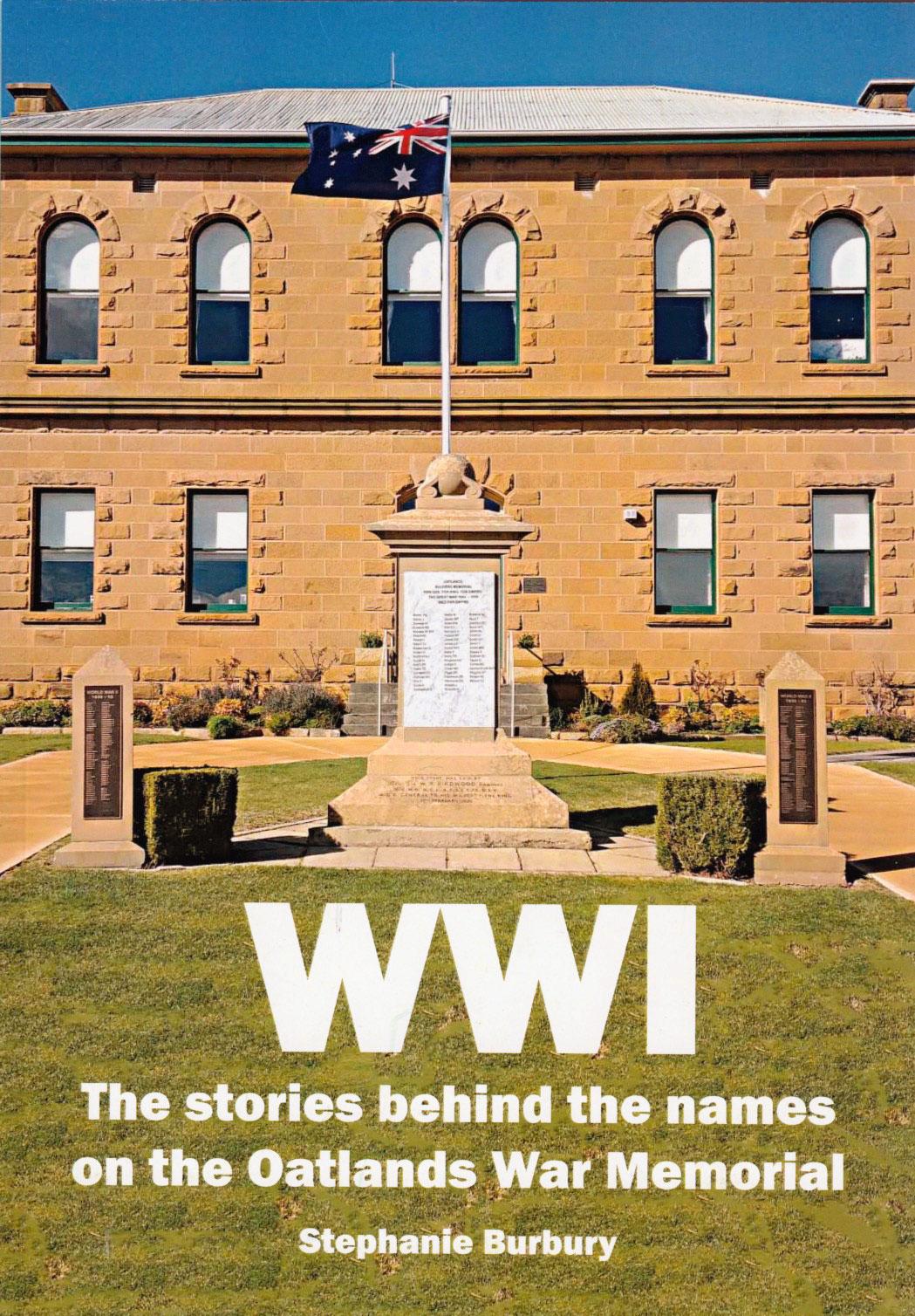 Stories Behind the Names on the Oatlands War Memorial