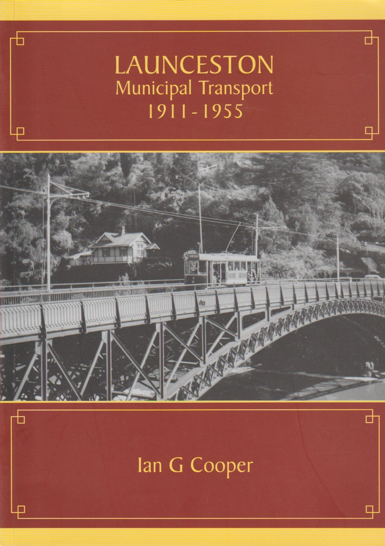 Launceston Municipal Transport 1911 - 1955