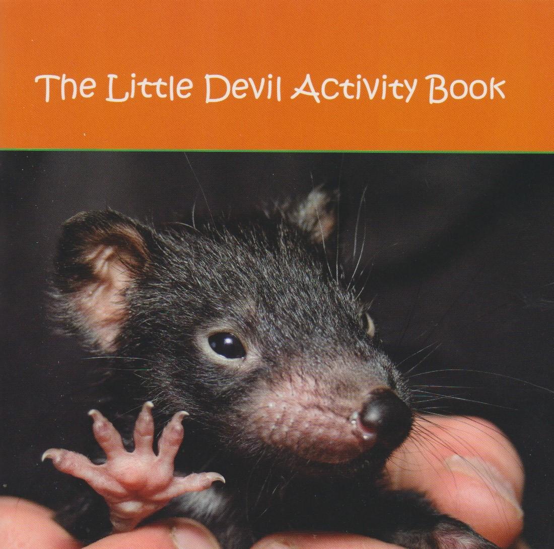 A Little Devil Activity Book
