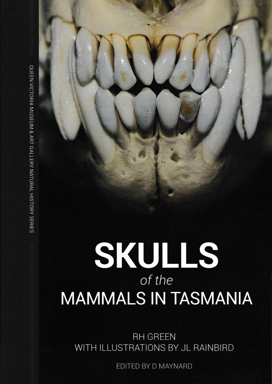 Skulls of the Mammals in Tasmania