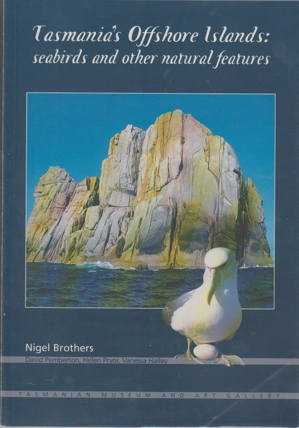 Tasmania's Offshore Islands - seabirds and other natural features
