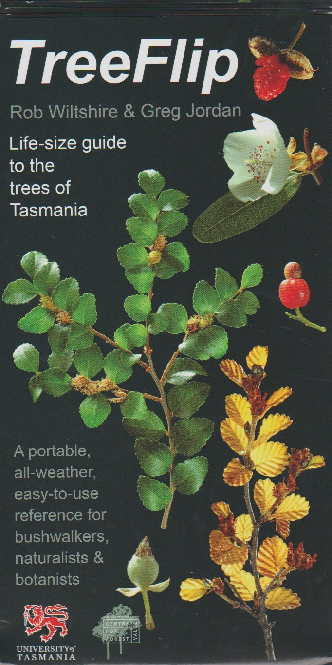 TreeFlip - life-size guide to the trees of Tasmania