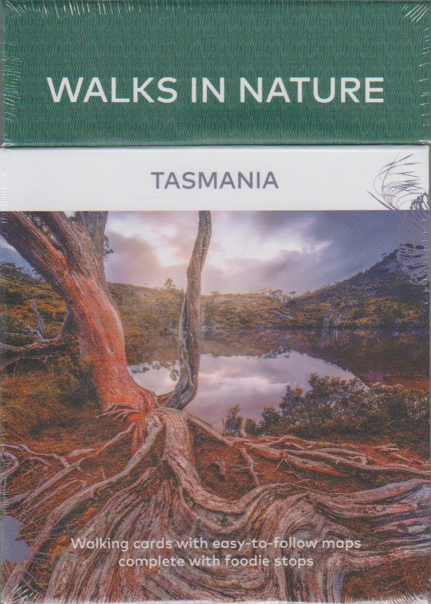 Walks in Nature Tasmania - 32 walking cards