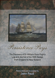 Persistence Pays - Dr William Russ Pugh's log and journal