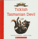 Ticklish Tasmanian Devil -Ticklish Tom