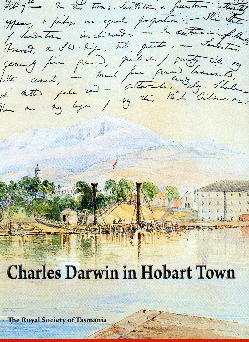 Charles Darwin in Hobart