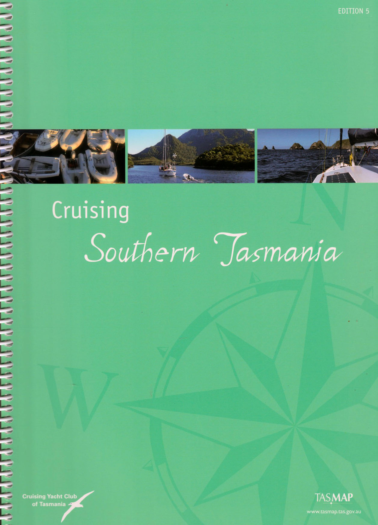 Cruising Southern Tasmania - cruising & anchorage guide to waterways of the Derwent River, D'Entrecasteaux Channel, Huon River & tributaries