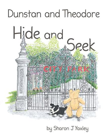 Dunstan and Theodore Hide and Seek