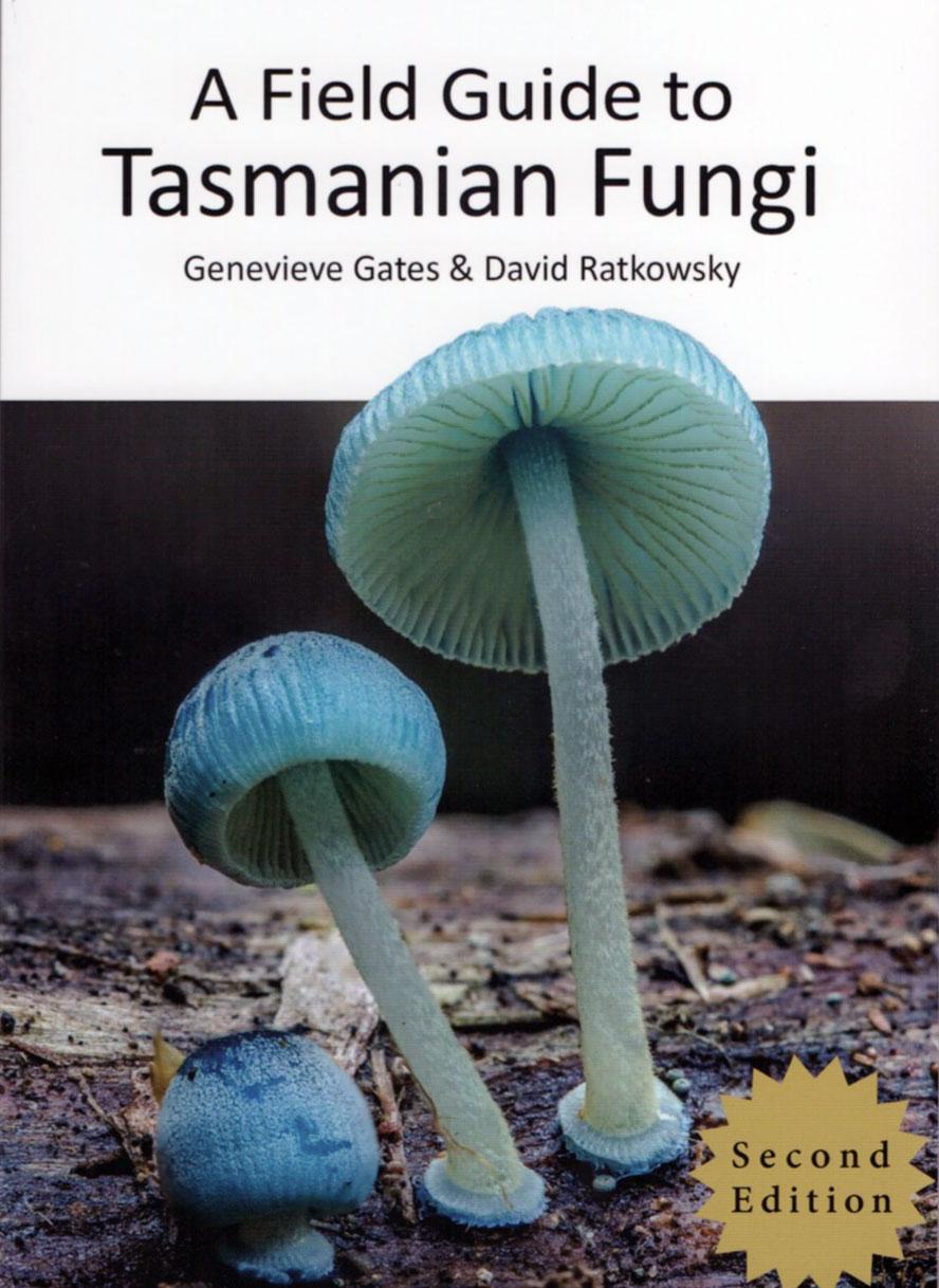 Field Guide to Tasmanian Fungi (A)