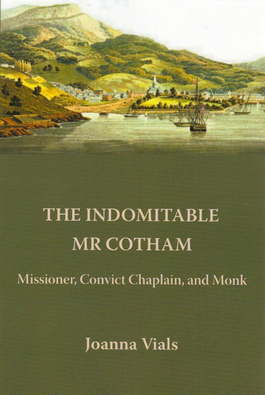 The Indomitable Mr Cotham
