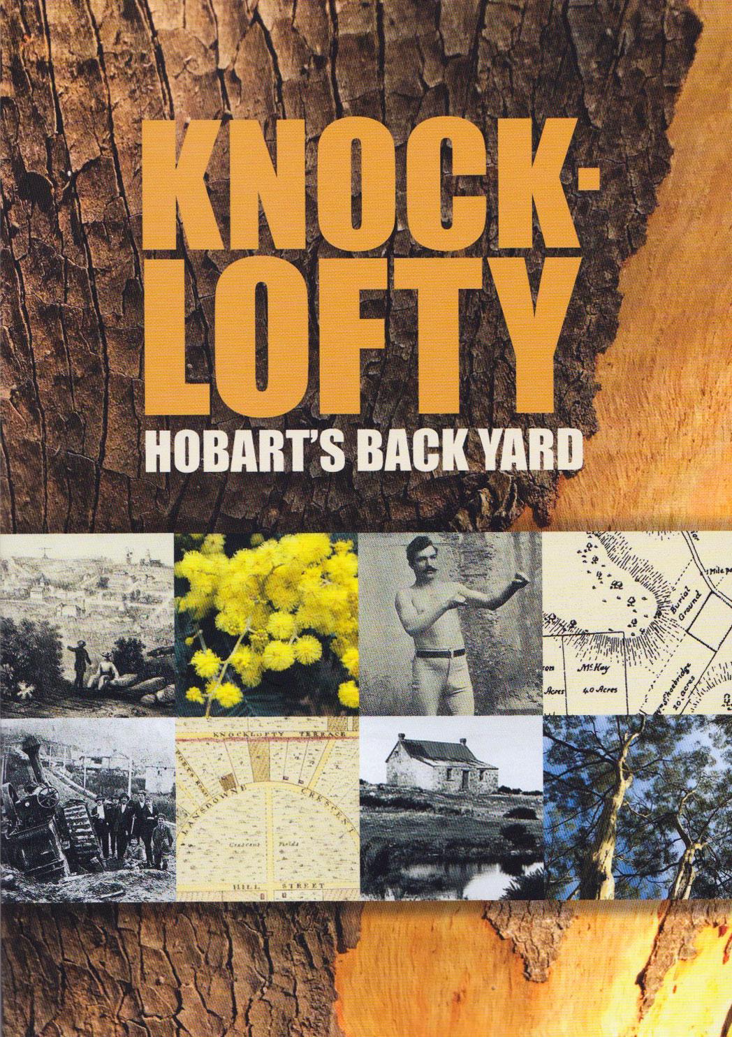 Knocklofty - Hobart's Back Yard
