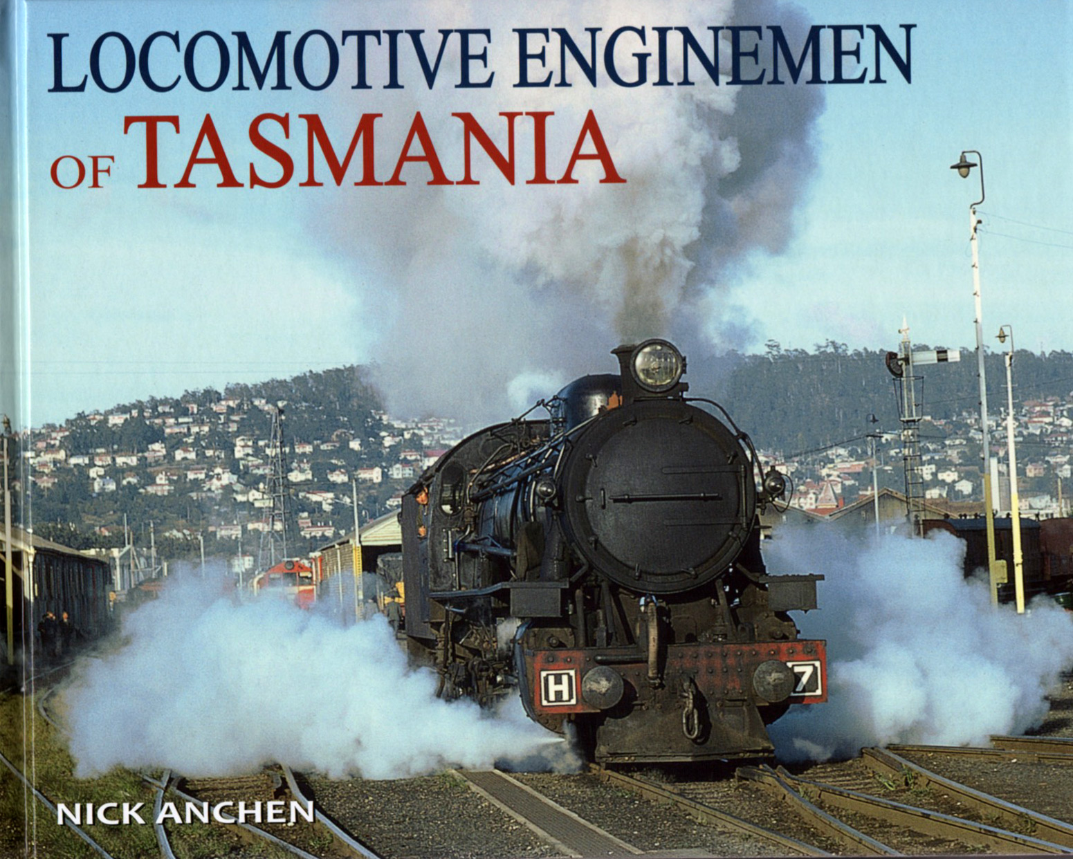 Lomomotive Enginemen of Tasmania