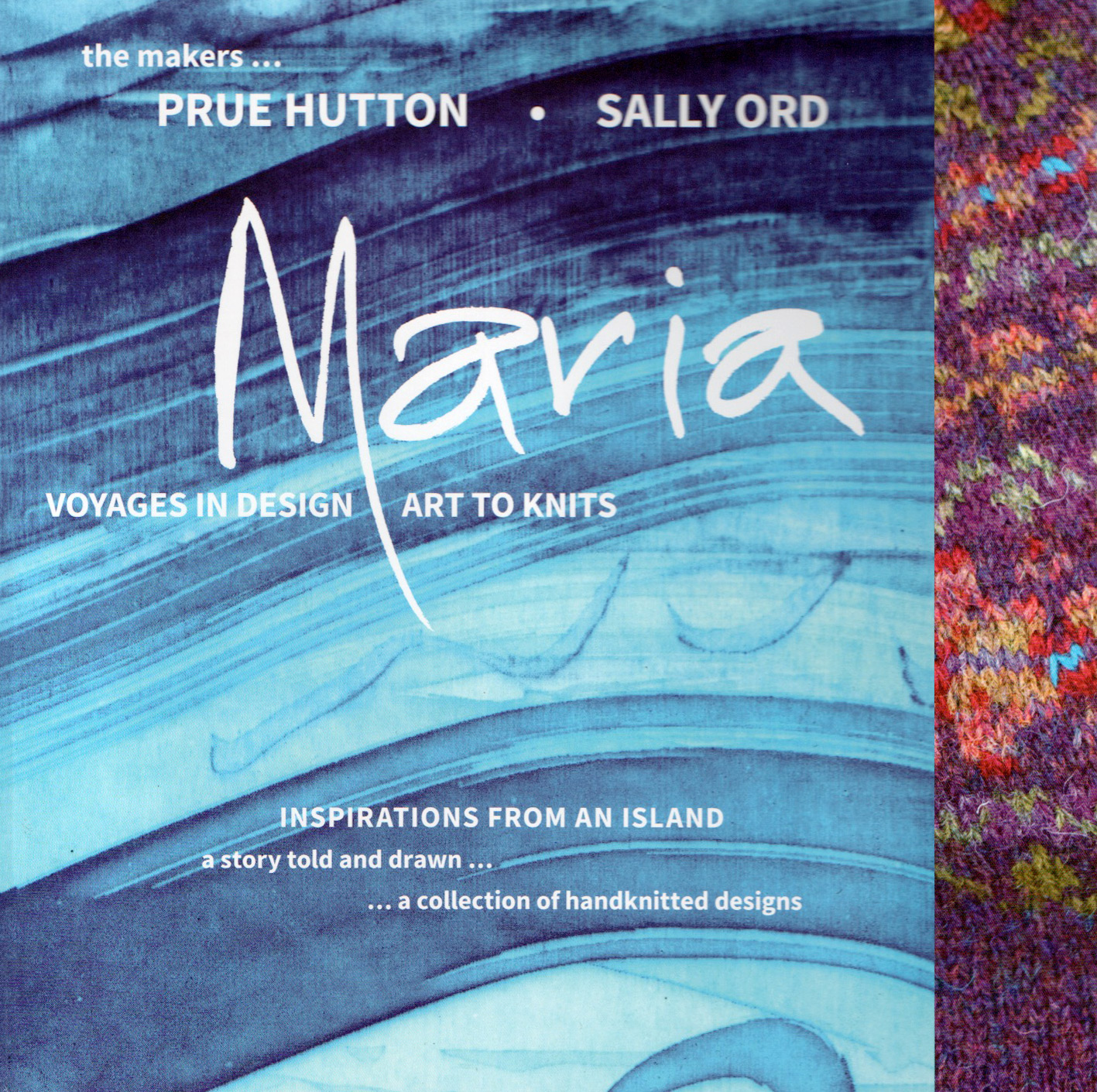 Maria - Voyages in Design, Art to Knits
