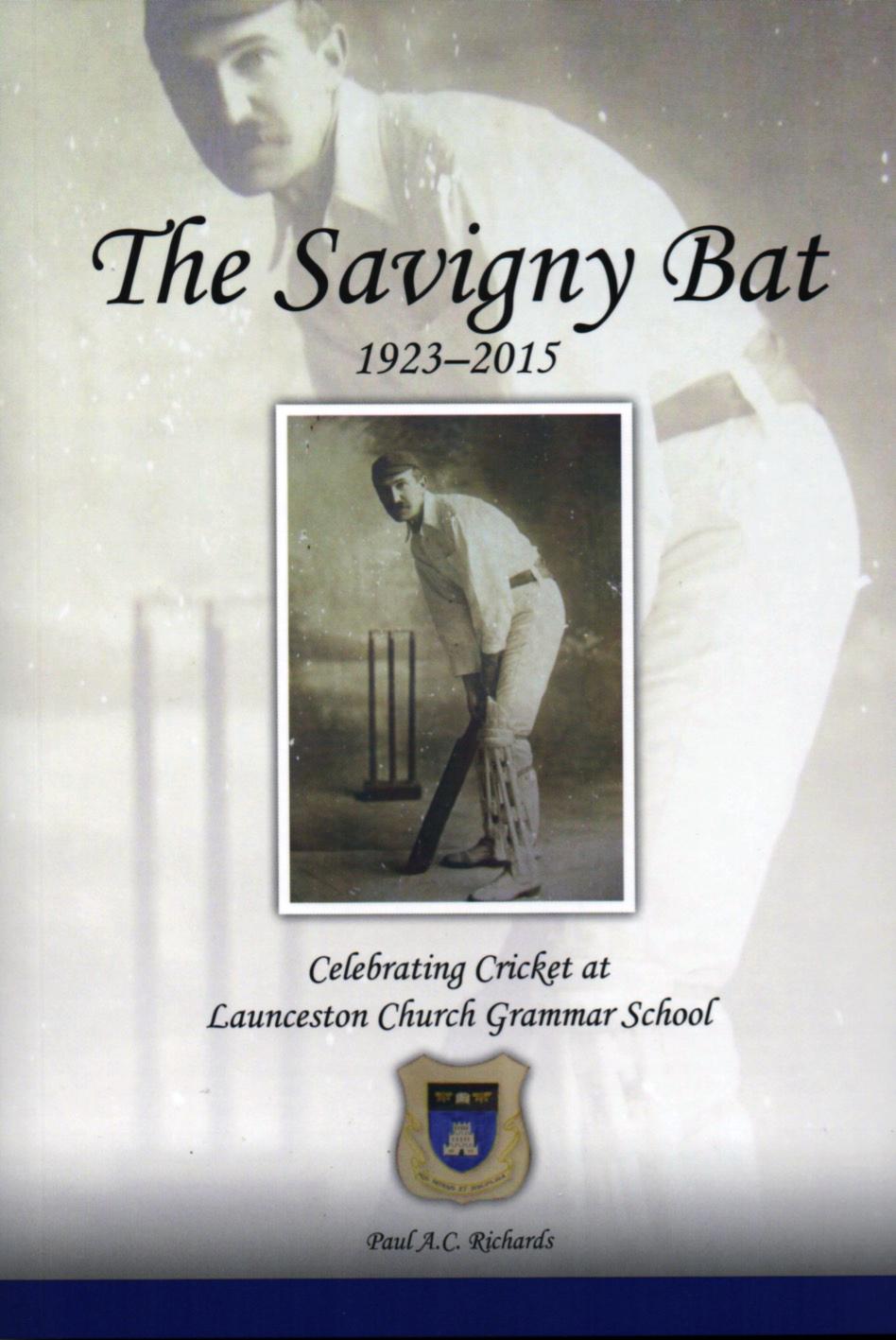 The Savigny Bat 1923 - 2015