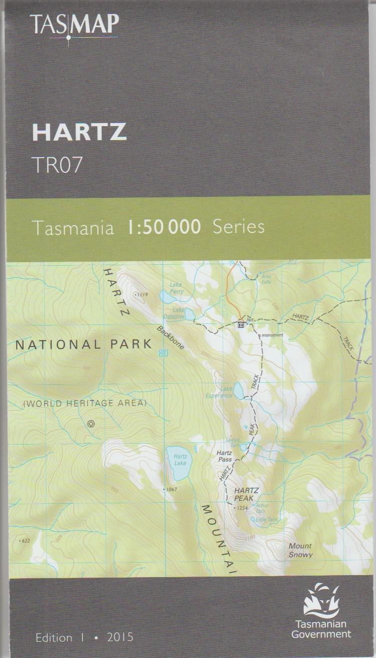 TASMAP Hartz map