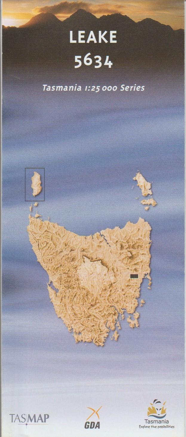 TASMAP Leake map