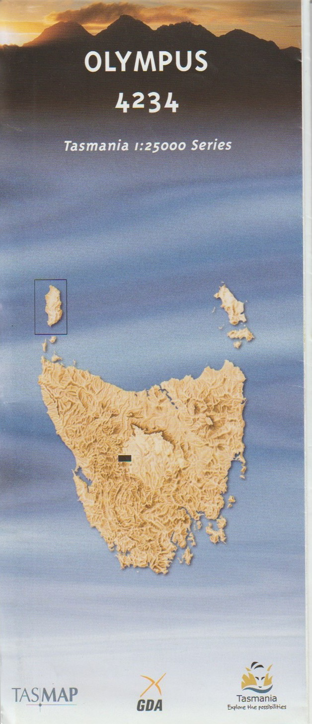 TASMAP Olympus map
