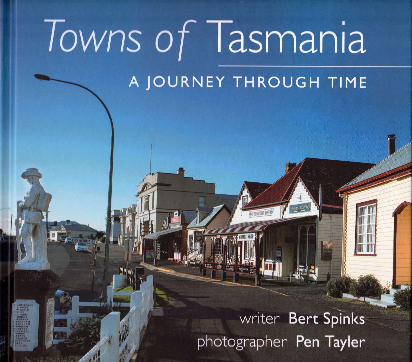 Towns of Tasmania: A Journey Through Time
