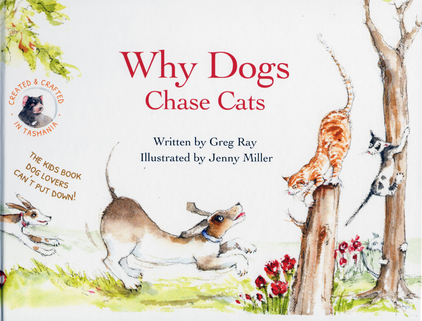 Why Dogs Chase Cats