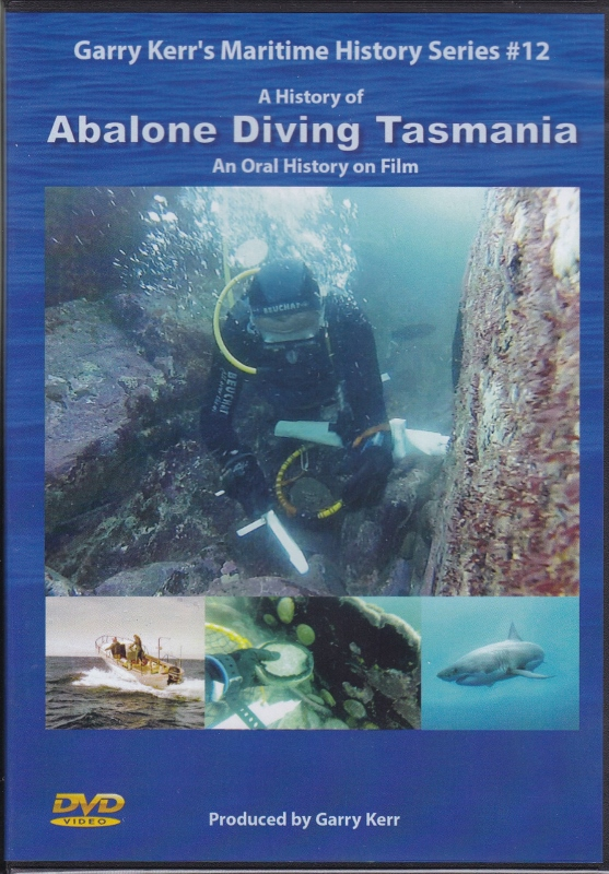 A History of Abalone Diving Tasmania - an oral history on DVD
