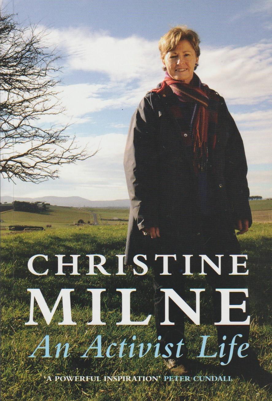 An Activist Life - Christine Milne autobiography