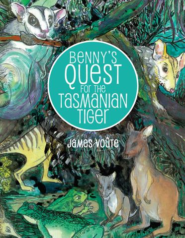 Benny's Quest for the Tasmanian Tiger