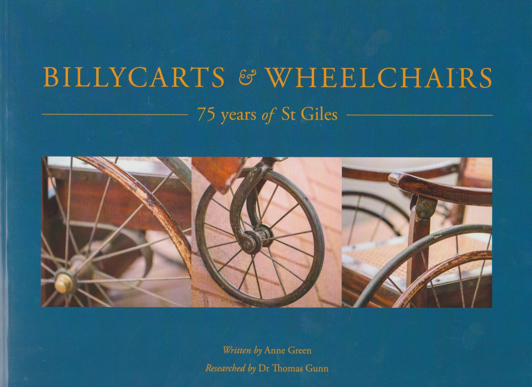 Billycarts & Wheelchairs - 75 Years of St Giles