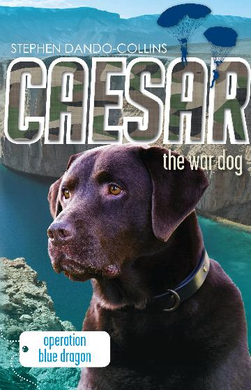 Caesar the war dog No.2 - Operation Blue Dragon