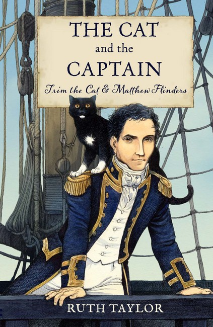 The Cat and the Captain - Trim the Cat & Matthew Flinders