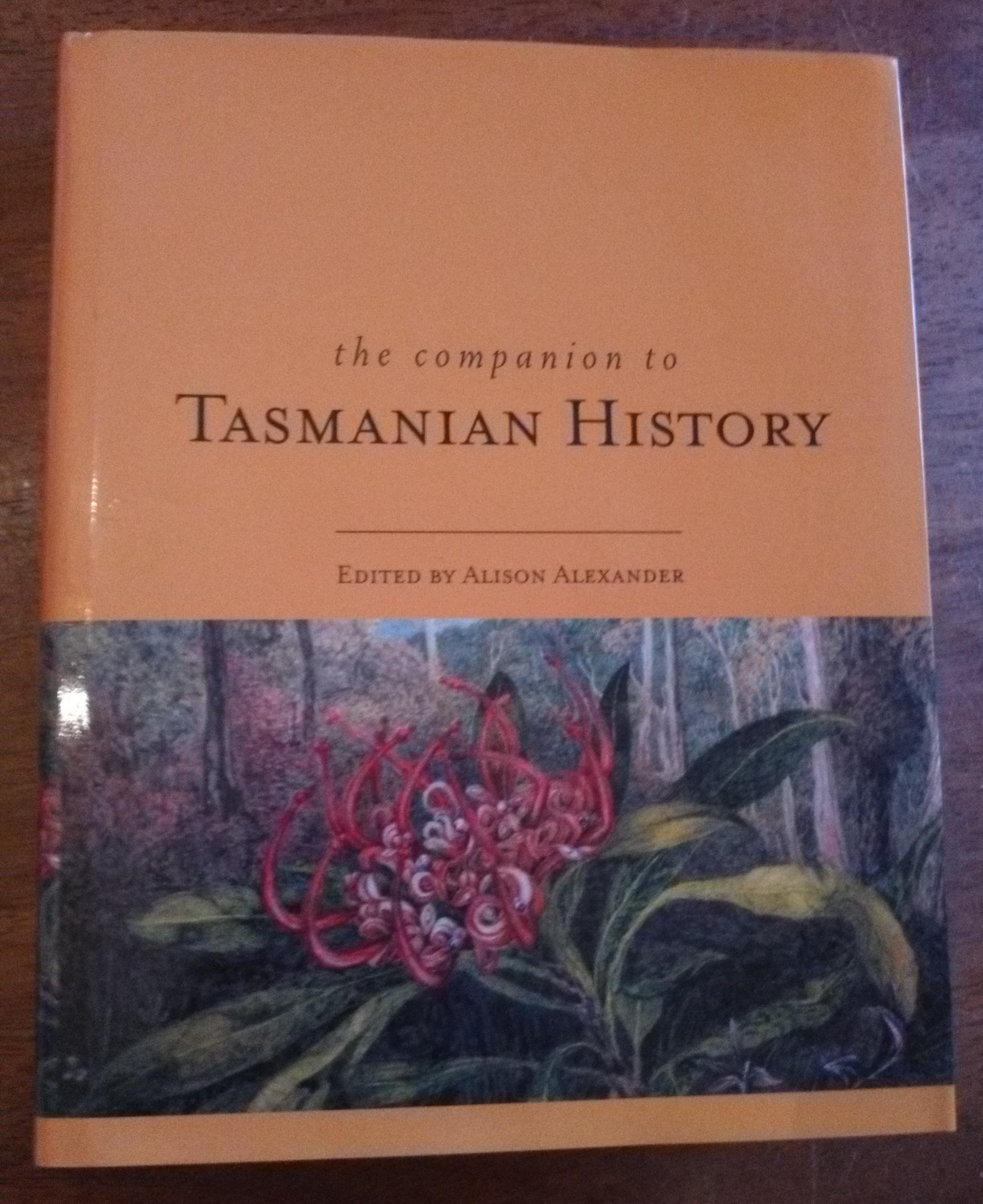 The Companion to Tasmanian History