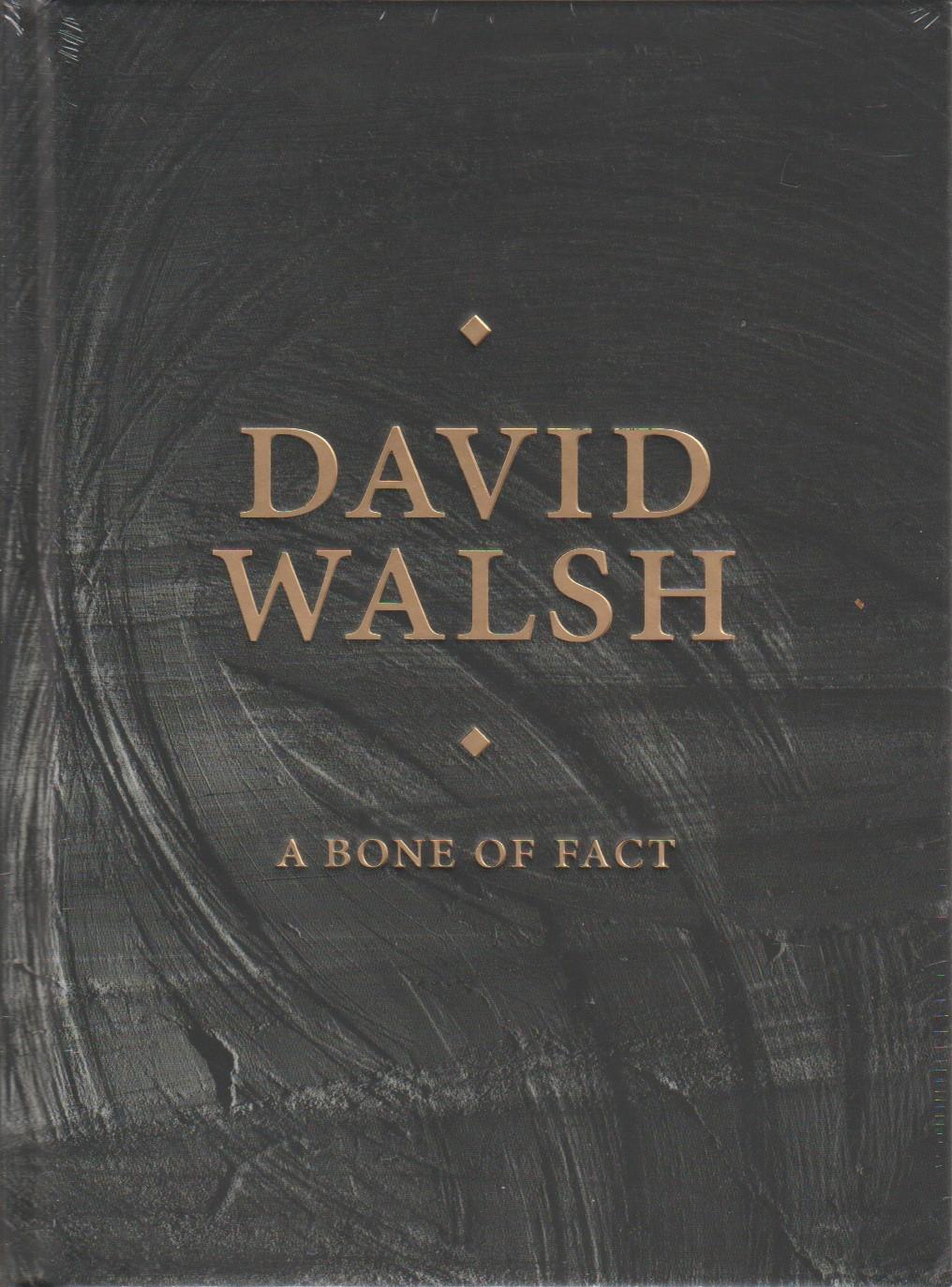 A Bone of Fact  - David Walsh autobiography