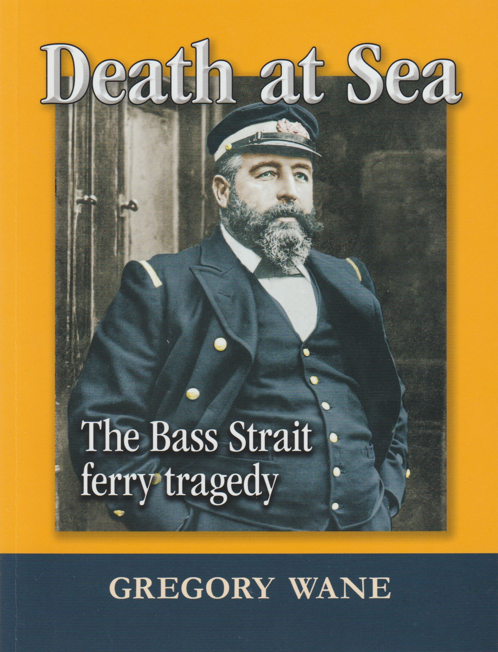 Death at Sea - the Bass Strait ferry tragedy