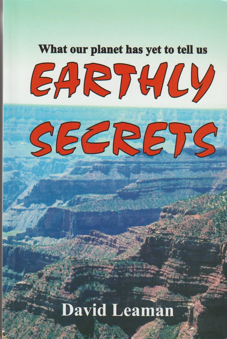 Earthly Secrets - What our planet has yet to tell us