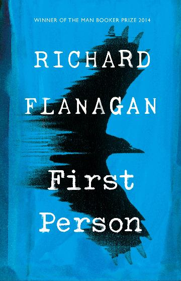 First Person - hardcover
