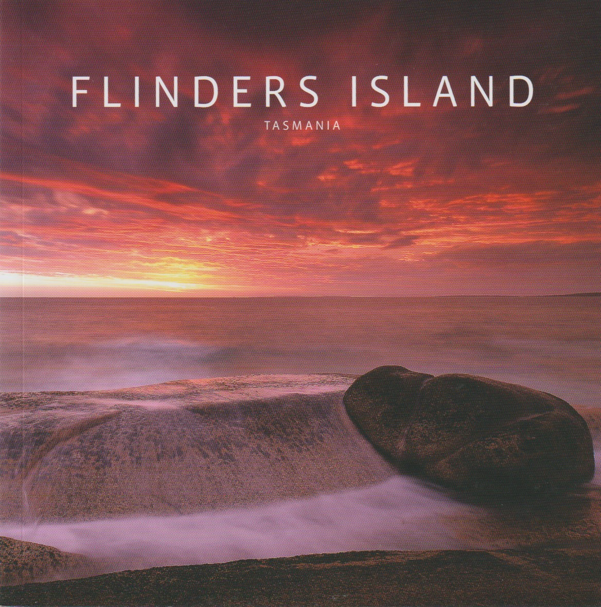 Flinders Island Tasmania - photographic booklet