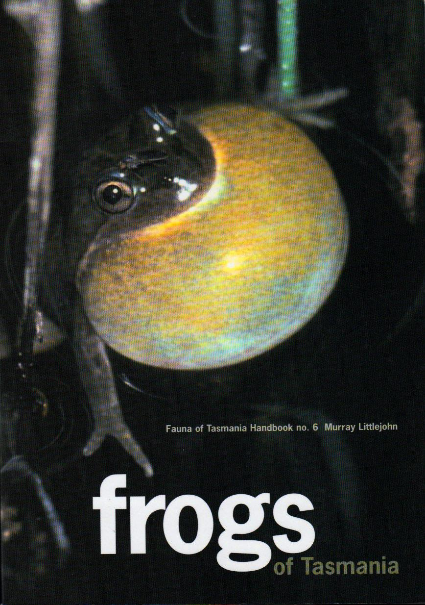 Frogs of Tasmania