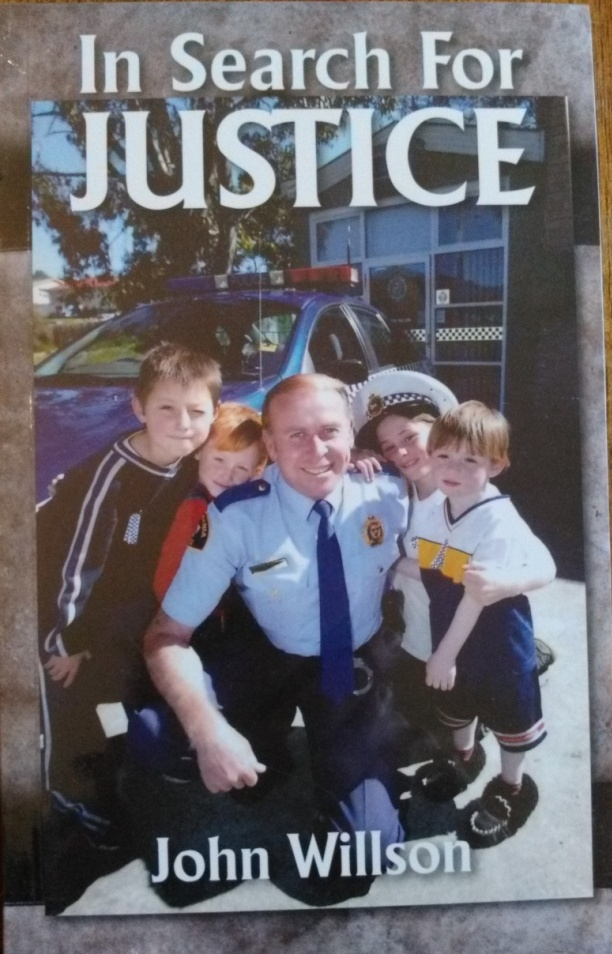 In Search for Justice - True police stories from around Tasmania