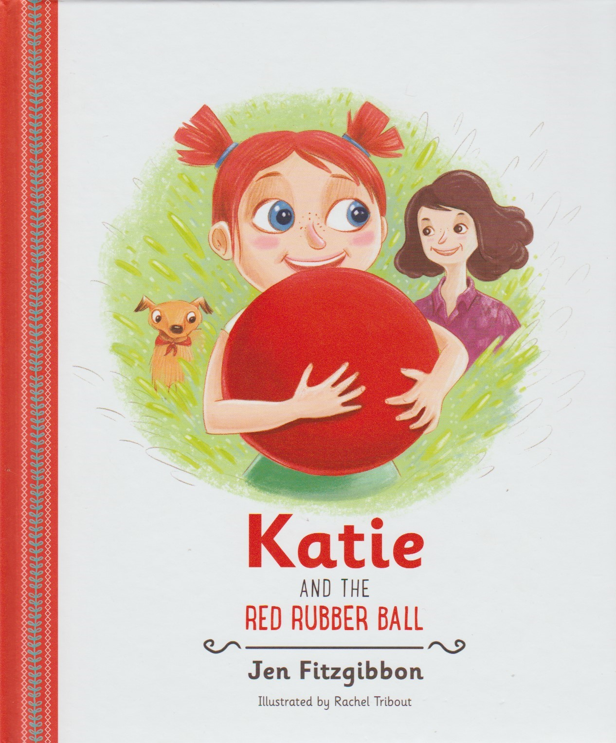 Katie and the Red Rubber Ball