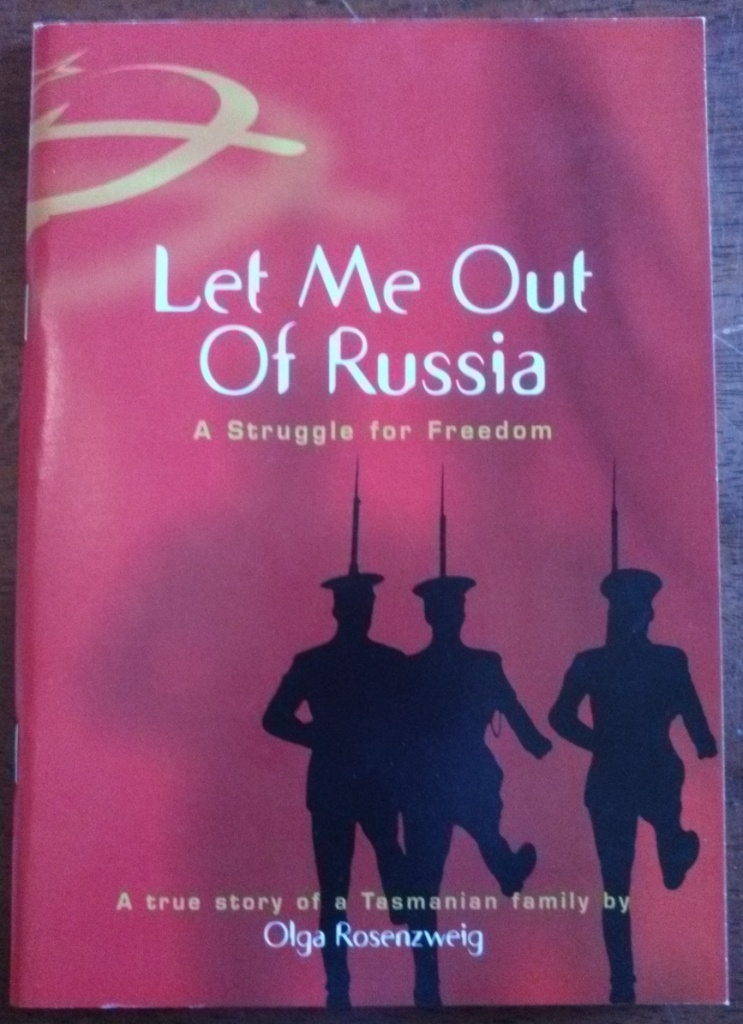 Let Me Out of Russia - a struggle for freedom
