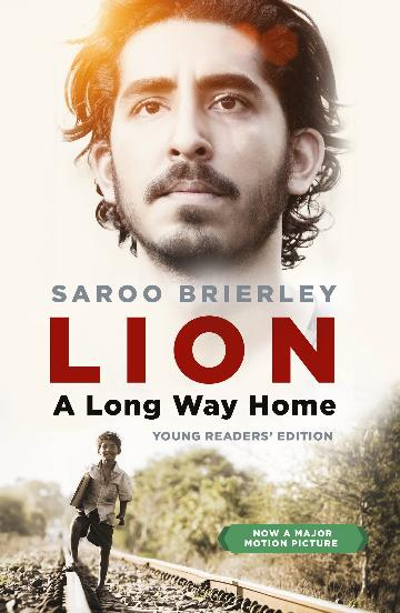 Lion - A Long Way Home - Young Readers' Edition