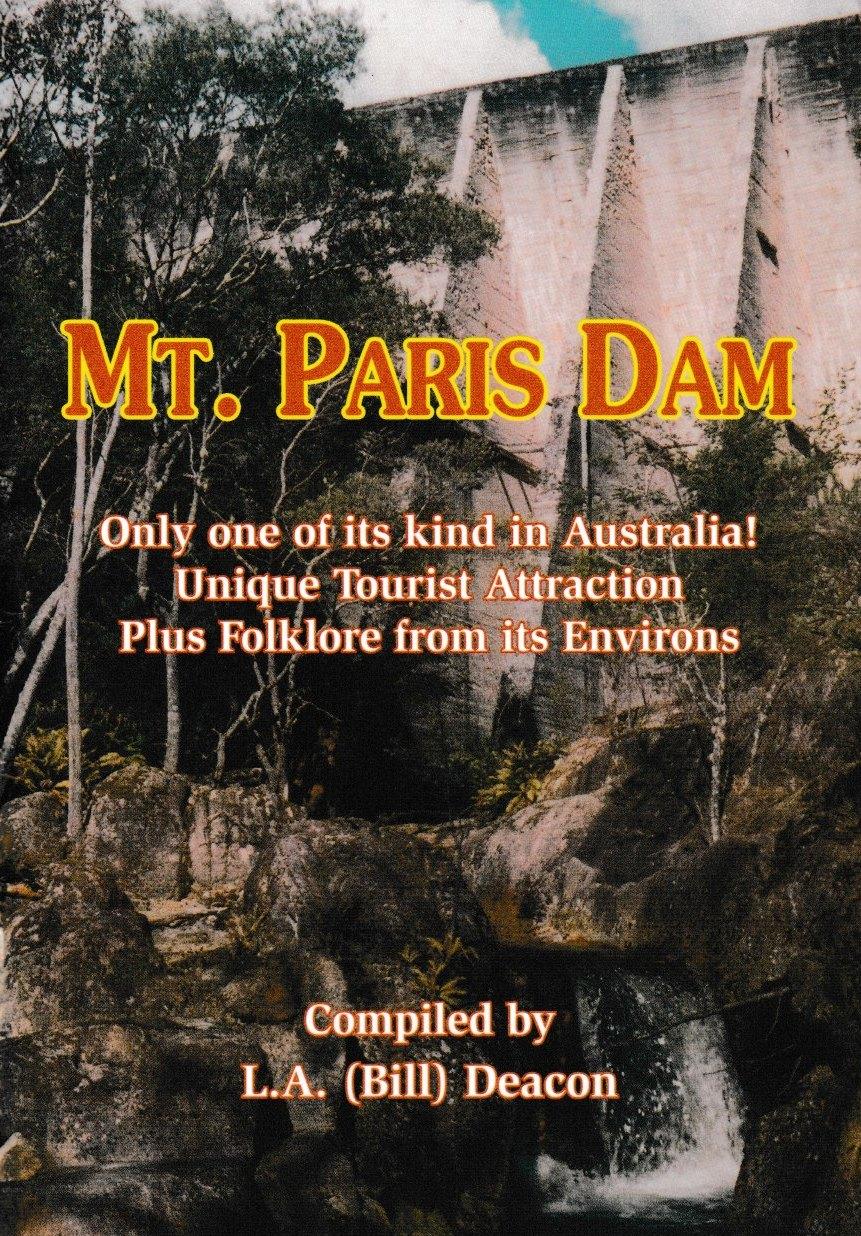 Mt Paris Dam - Derby, Tasmania
