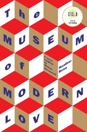 The Museum of Modern Love - a novel featuring MONA