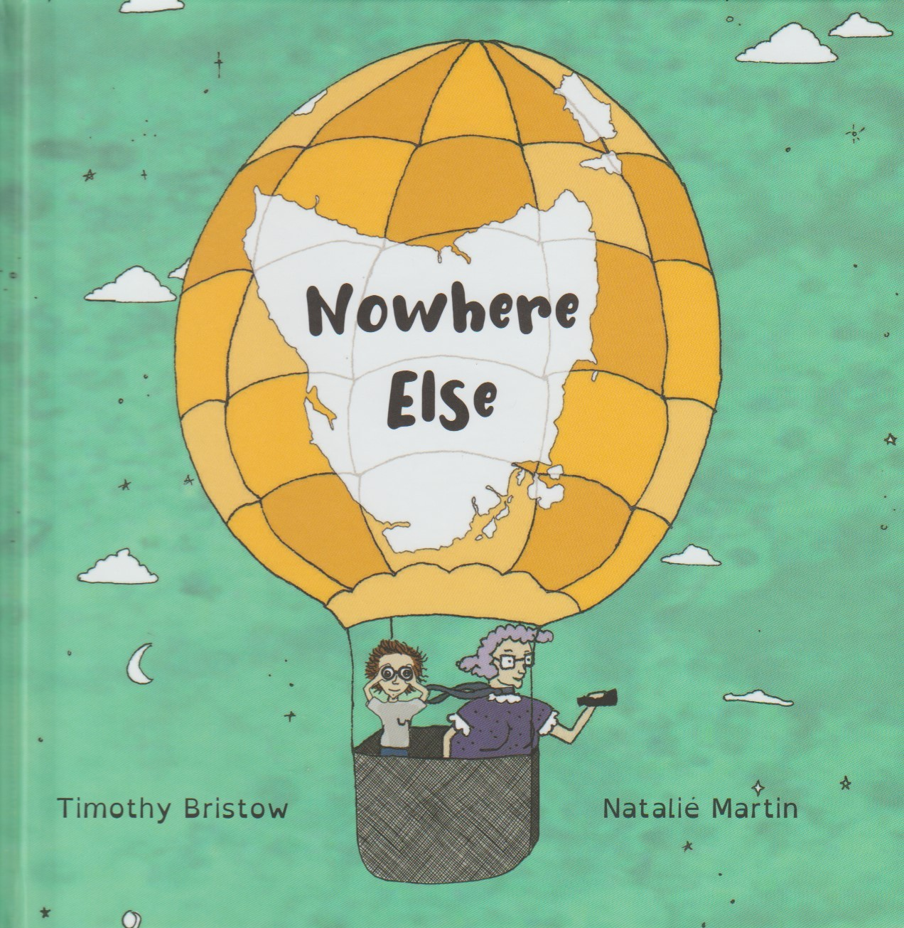 Nowhere Else - a children's book of Tasmania