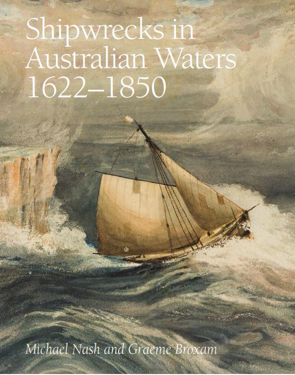 Shipwrecks in Australian Waters 1622-1850