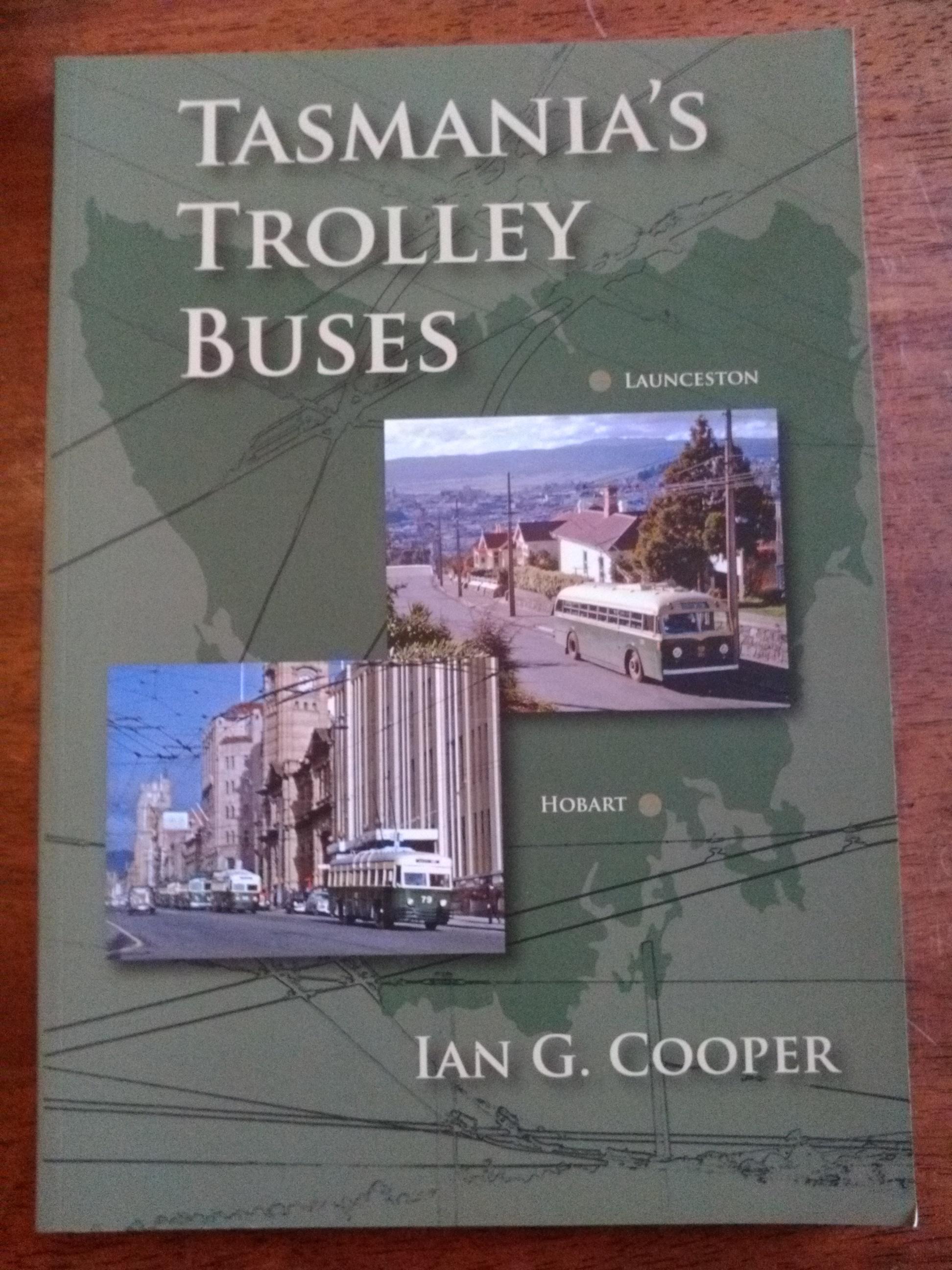 Tasmania's Trolley Buses